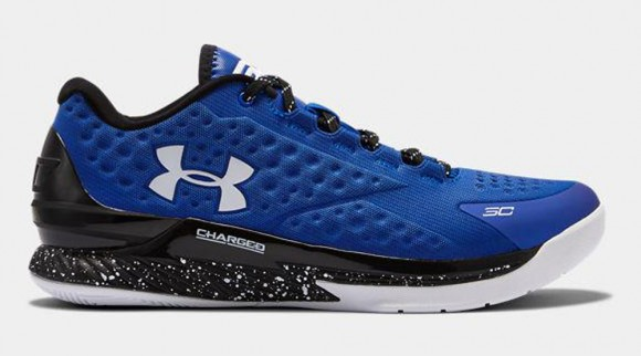 The Under Amour Curry One Low Can't Stop, Won't Stop