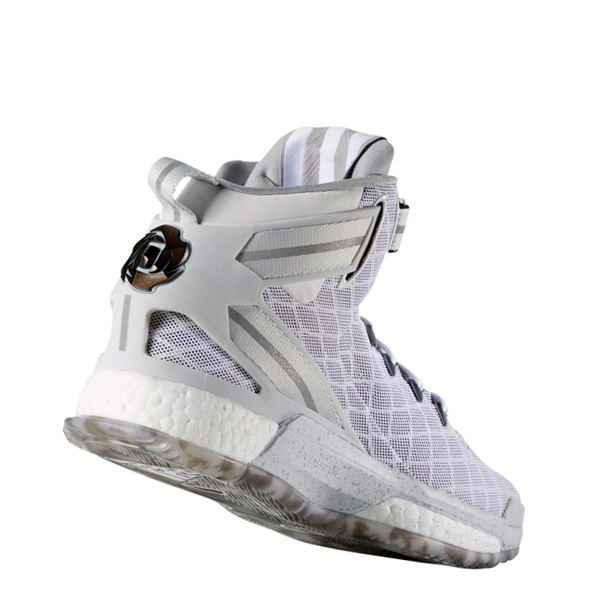 The adidas D Rose 6 'Home' is Now Available Overseas 2