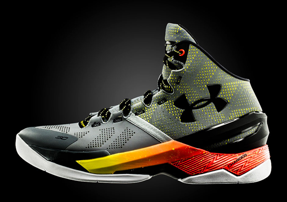 Under Armour Curry Two Officially Unveiled + Release Info 2
