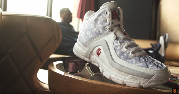 Video KICKS 18 Cover Shoot with John Wall Behind the Scenes