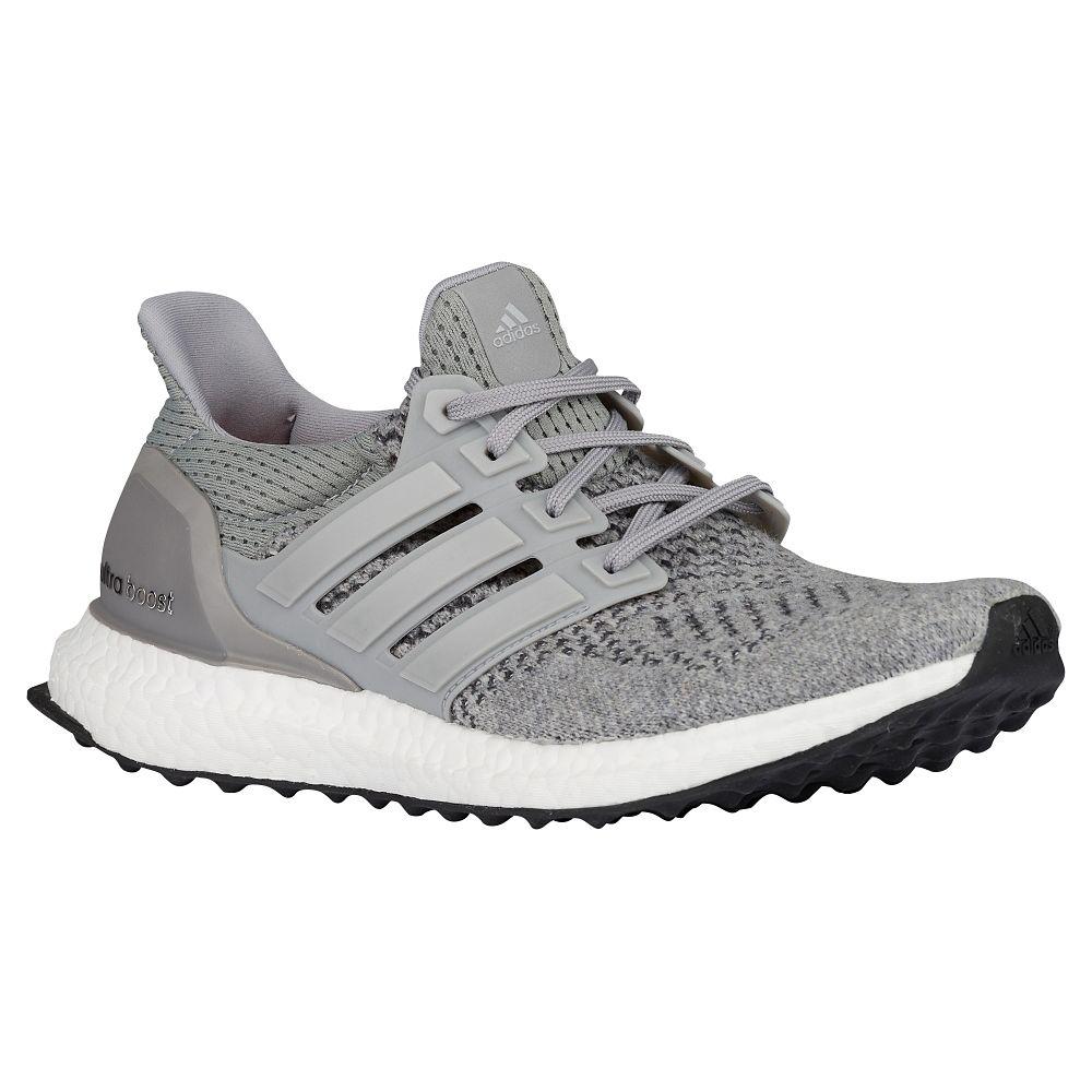 adidas Ultra Boost Grey: Silver Metallic