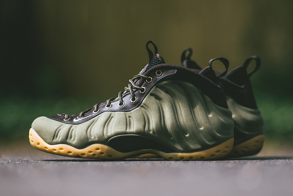 Air Foamposite One Prm Wheat Sports Sports Apparel on ...