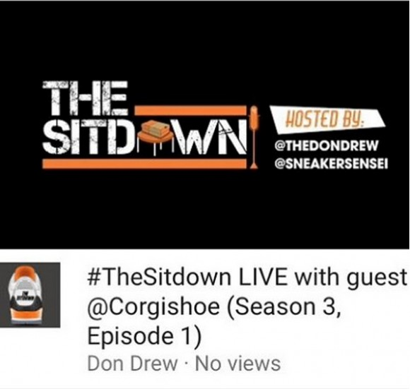the sitdown corgishoe