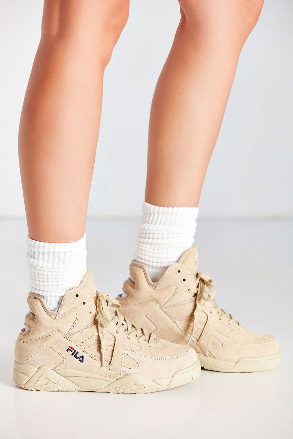 Urban Outfitters x FILA Cage 'Cream