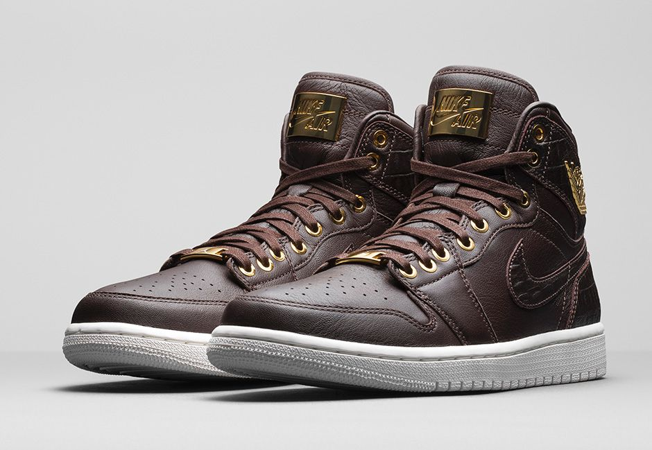 Air Jordan 1 Pinnacle 'Baroque Brown' 1