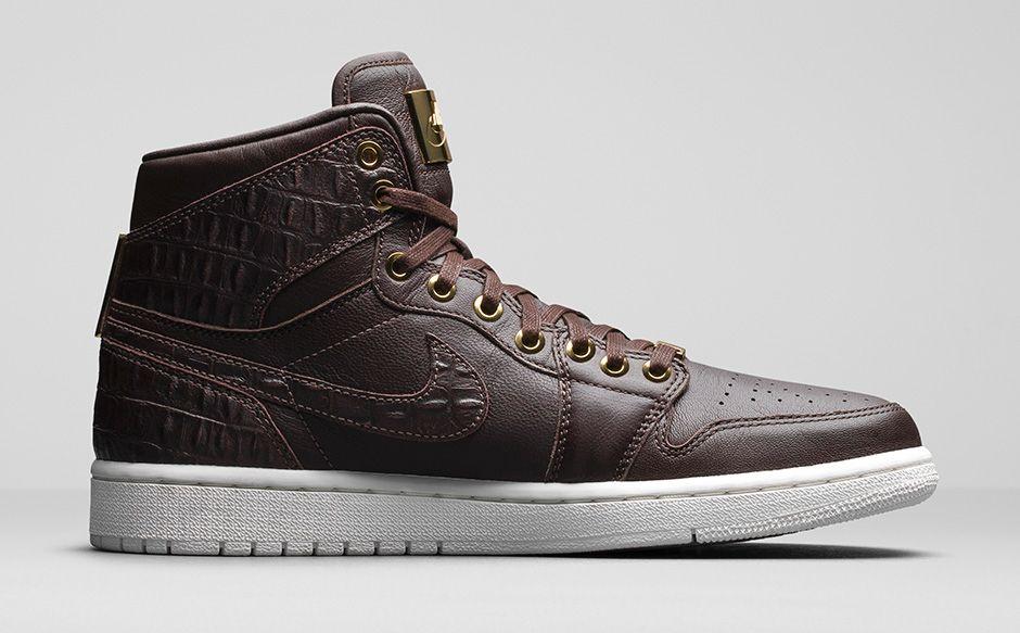 Air Jordan 1 Pinnacle 'Baroque Brown' medial
