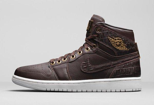 Air Jordan 1 Pinnacle 'Baroque Brown'