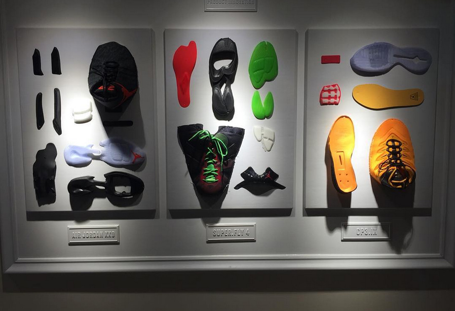 Check Out Jordan Brand's Top 3 Performance Models Disassembled