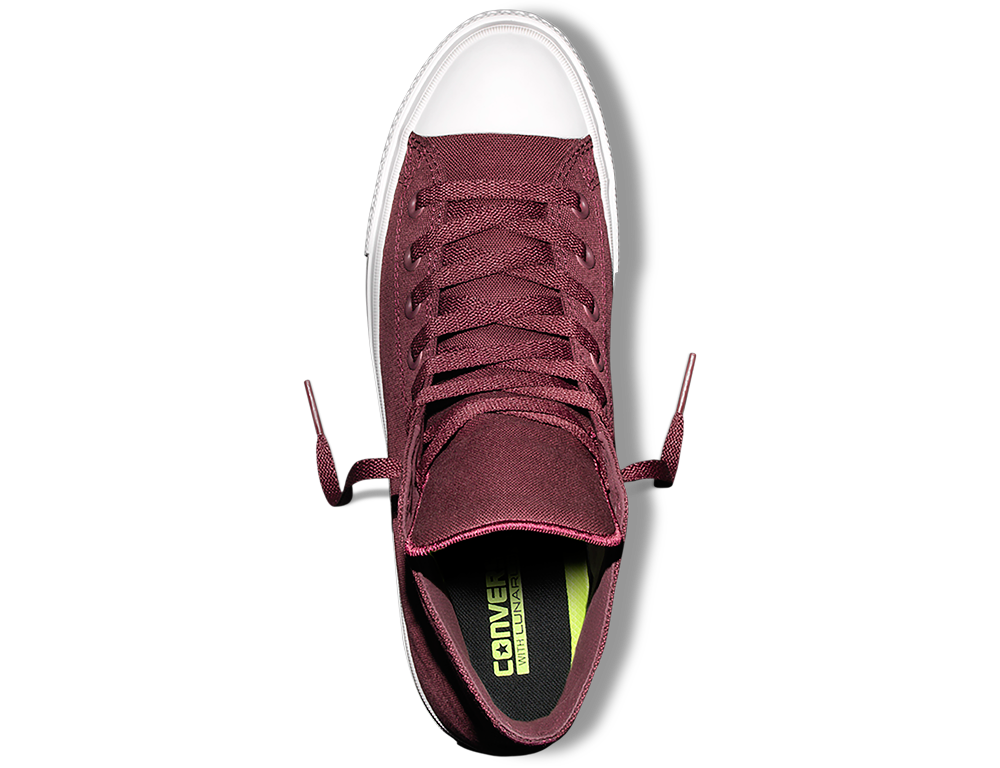 converse all star 2 bordeaux