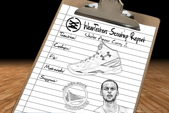 Curry Two Scouting Report