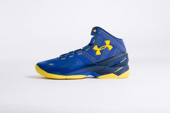 Get a Detailed Look at Four hree Colorways of the Under Amour Curry Two