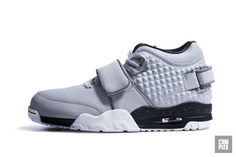 Nike Air Trainer Cruz 'Wolf Grey' Available Now WearTesters