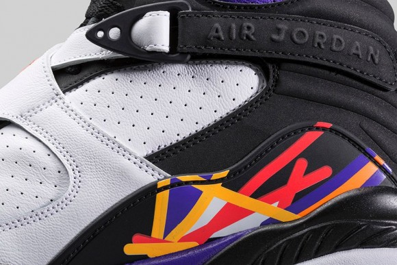 Get an Official Look at the Air Jordan 8 Retro 'Three Time's a Charm'-4