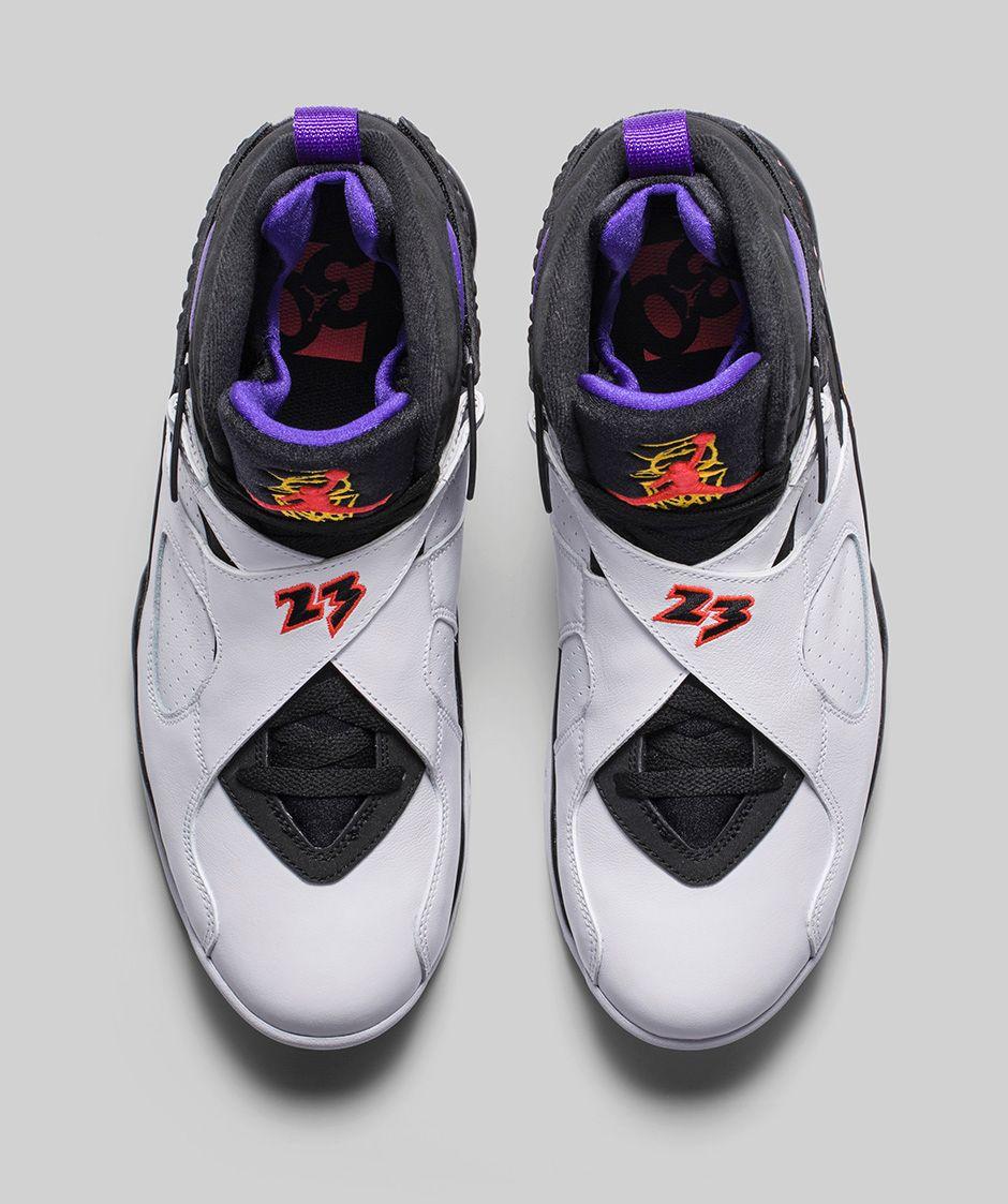 Air Jordan 8 Retro 'Three