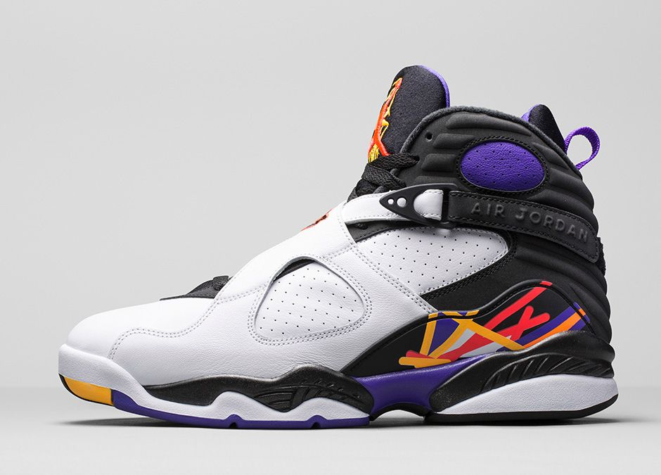 sale retailer 55f4c 1b755 Get an Official Look at the Air Jordan 8 Retro 'Three Time's ...