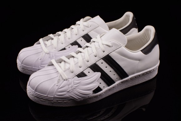 Jeremy Scott Takes On the adidas Superstar 80's-5