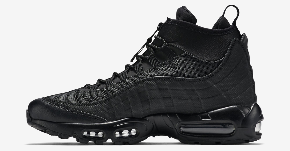 The Nike Air Max 95 Gets a Winterized Boot Makeover
