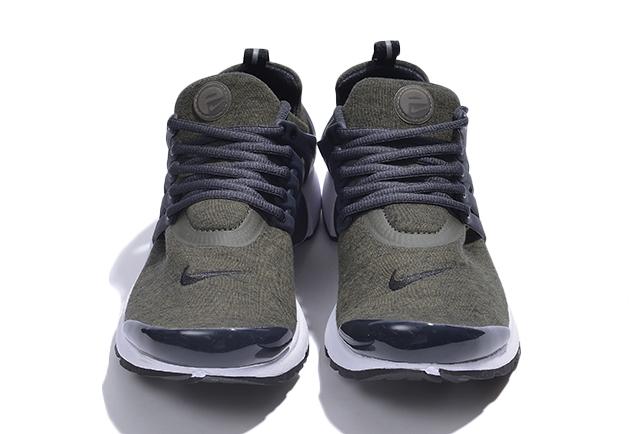 Nike Air Presto Cargo Khaki toe view