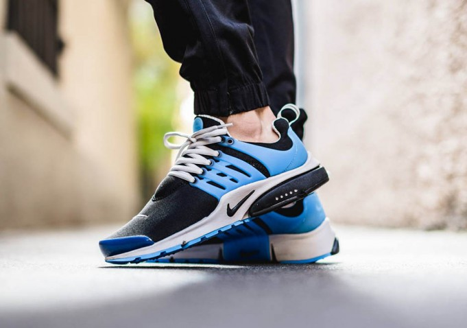 delicate colors popular brand a few days away Nike Air Presto OG 'Harbor Blue' on feet 2 - WearTesters
