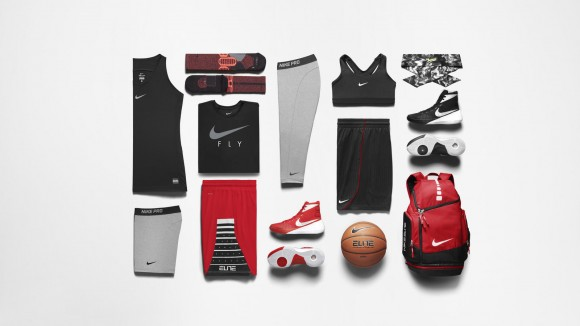 Nike Basketball Unveils Women's Apparel Collection-7