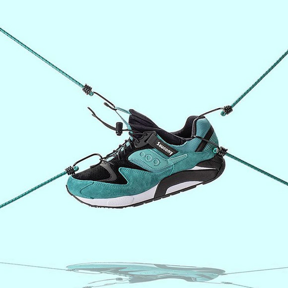 Saucony GRID 9000 'Bungee Pack'