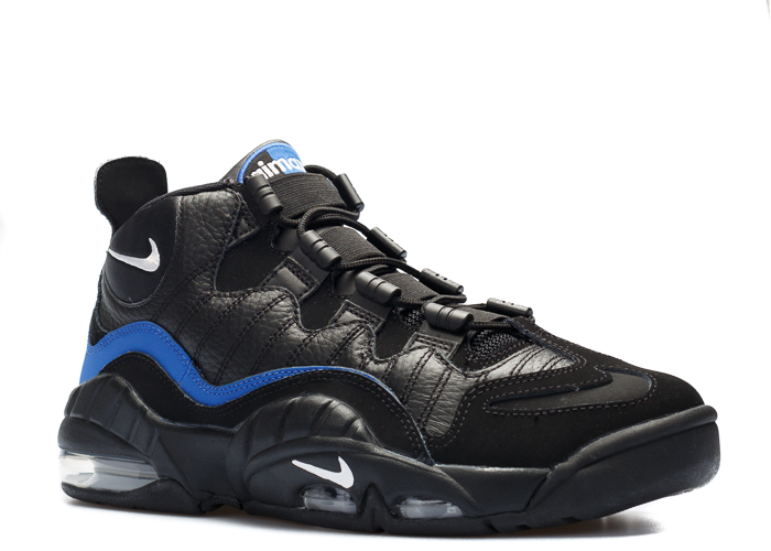 Take a Look at The 2015 Edition of The Nike Air Max Sensation in Black Royal 1