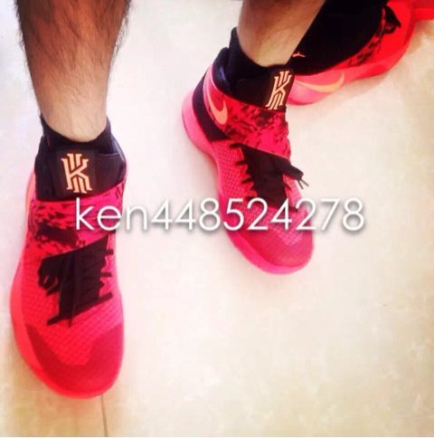 The Nike Kyrie II (2) Gets an On-Foot Look