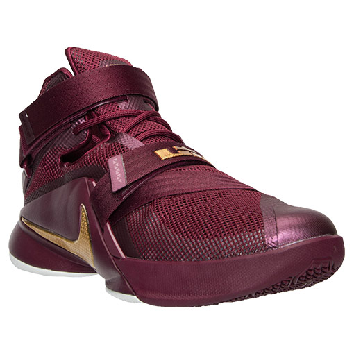 The Nike Zoom Soldier IX Now Comes in Cavs Colors 7