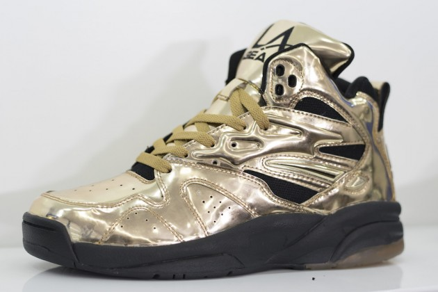 Tyga x LA Gear LA Lights 'Liquid Gold'