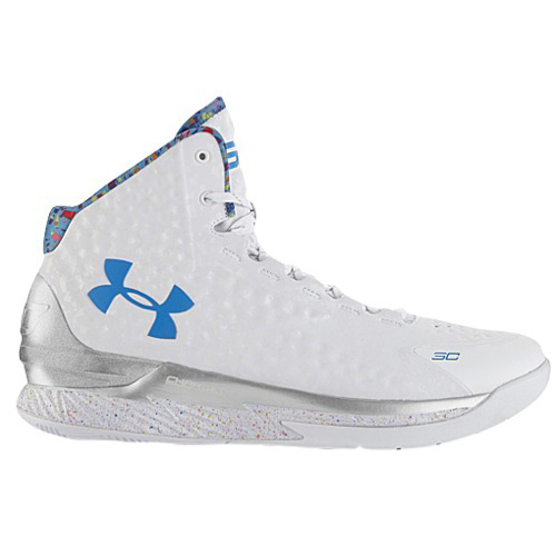 Under Armour Curry One (1) 'Splash Party' Gets a Solo Release