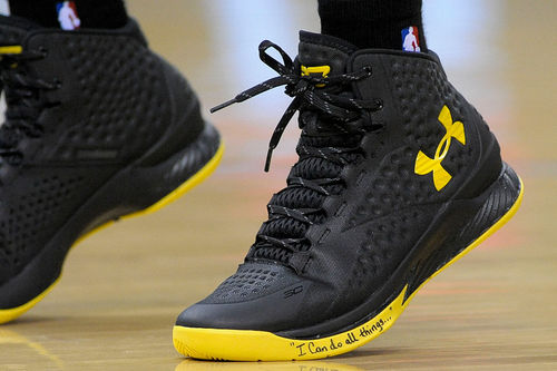 Under Armour Curry One 'Championship