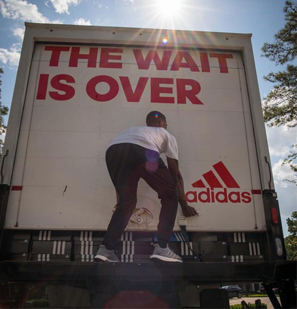 We'll Never See Another Article about James Harden Wearing Nike's Again 2
