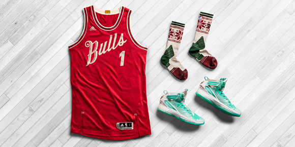 adidas, Stance and the NBA Unveil Uniforms for the 2015 NBA Christmas Day Games Main
