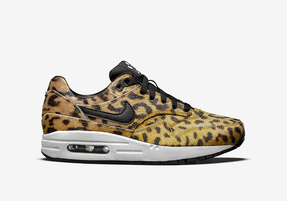 The Nike Air Max 90 Gets BlackWhite Animal Print Update