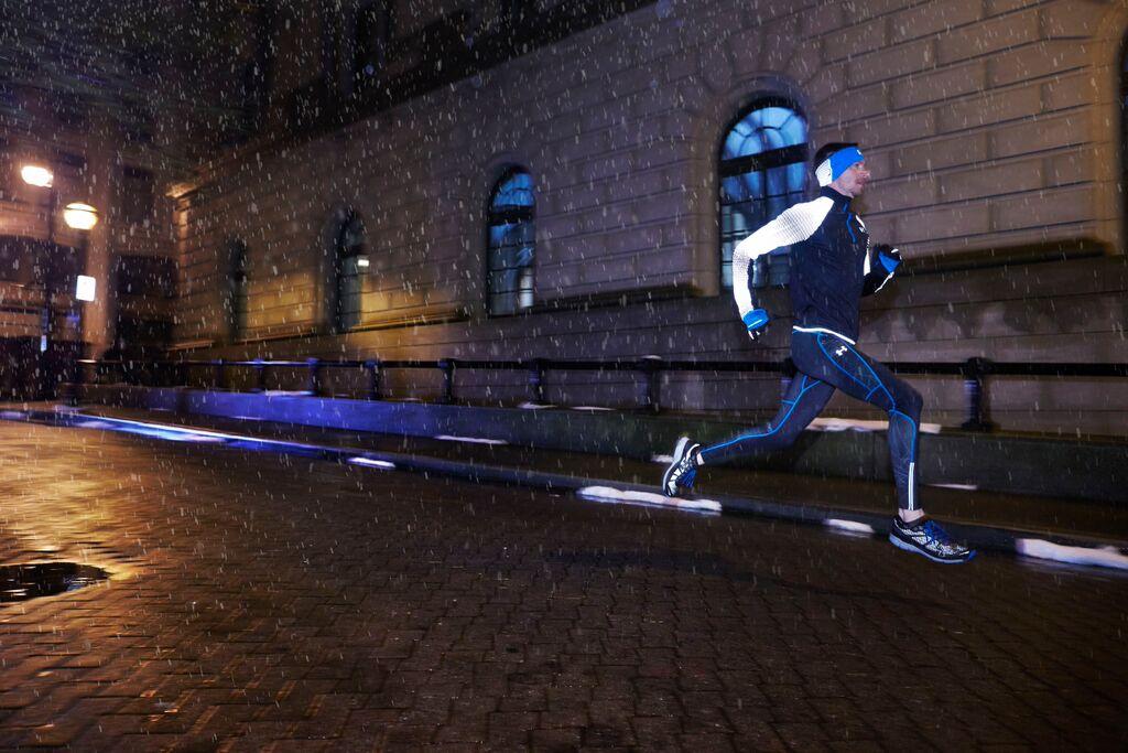 Under Armour Brings New Night Running