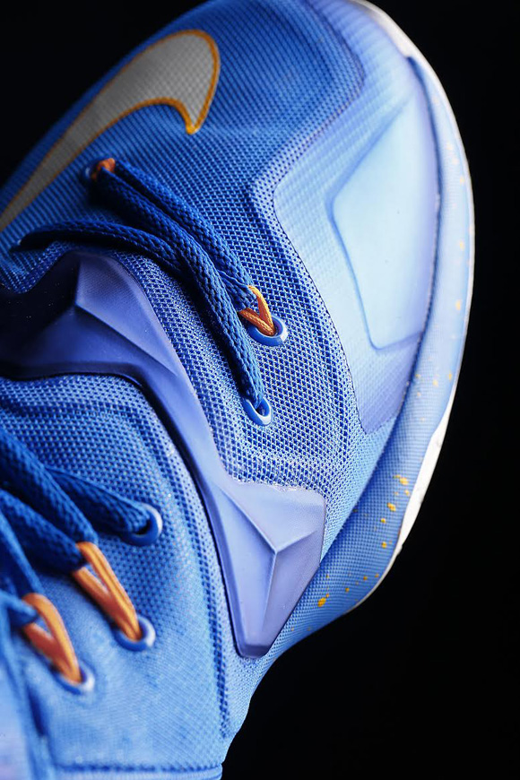 Get Up Close and Personal With The Nike LeBron 13 'Balance' 4