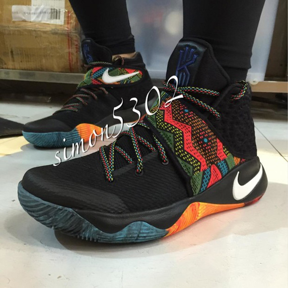 Get Up Close and Personal with the Nike Kyrie 2 BHM 1