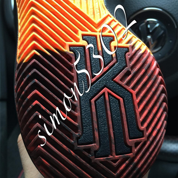Get Up Close and Personal with the Nike Kyrie 2 BHM 9