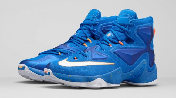 Get an Official Look at the Nike LeBron 13 'Balance' 1