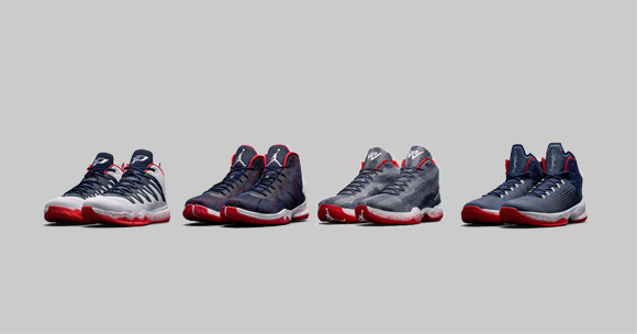 Jordan Brand Celebrates Veterans Day with Exclusive PE Sneakers