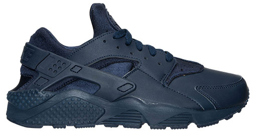 Nike Air Huarache Midnight Navy Blue