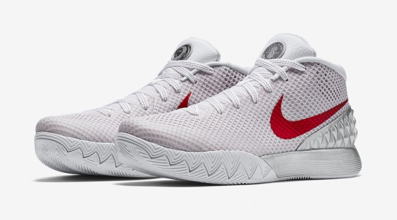 Nike Brings the Business with this 'Double Nickel' Colorway of the Kyrie 1-8