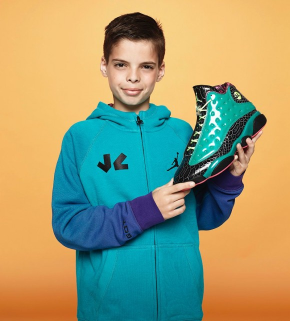 Nike Doernbecher Freestyle 2015 Collection 13