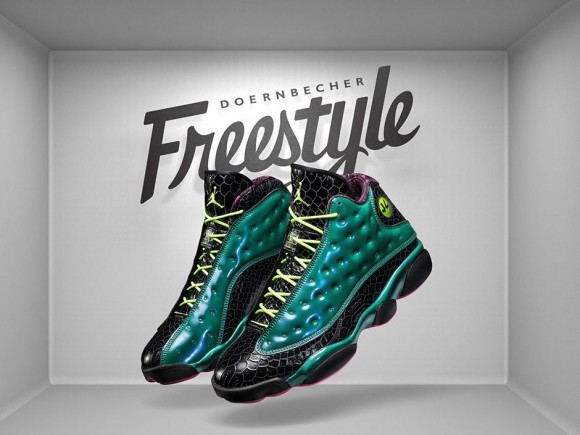 Nike Doernbecher Freestyle 2015 Collection 15