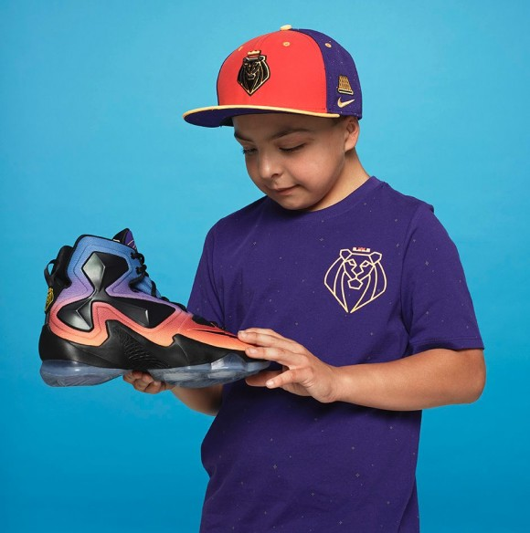 Nike Doernbecher Freestyle 2015 Collection 25