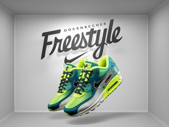 Nike Doernbecher Freestyle 2015 Collection 38