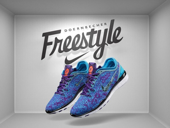 Nike Doernbecher Freestyle 2015 Collection 4