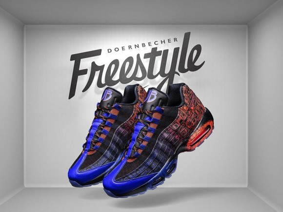 Nike Doernbecher Freestyle 2015 Collection 48