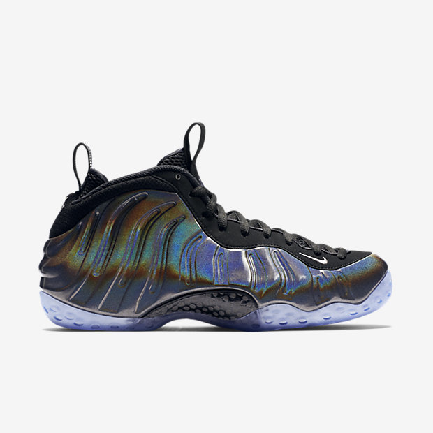 Nike Foamposite One 'Hologram' lateral