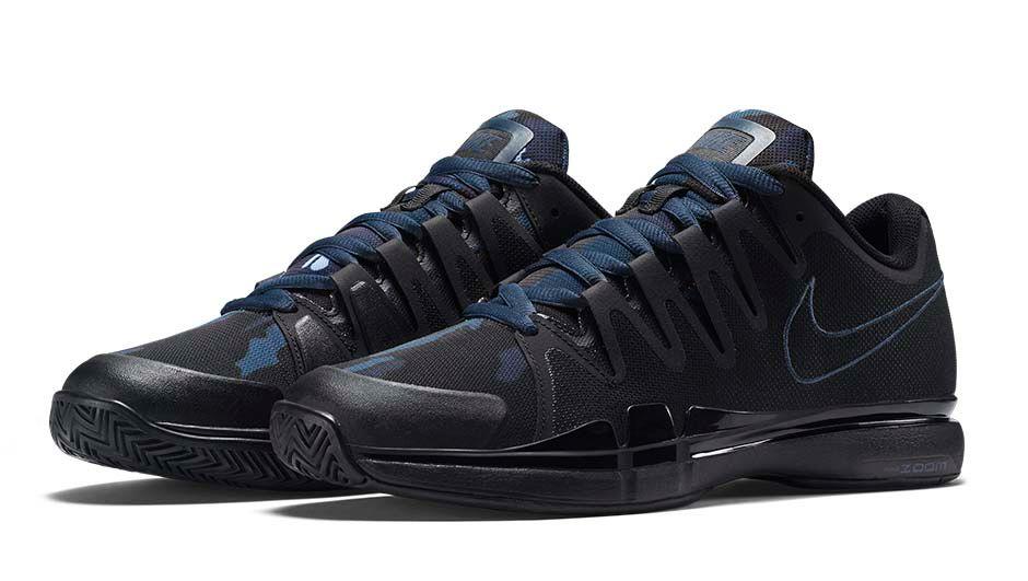 Nike Zoom Vapor 9.5 Camo blue